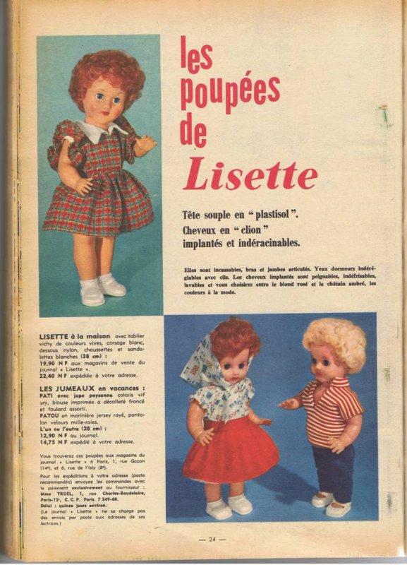 Lisette (1959-1961)