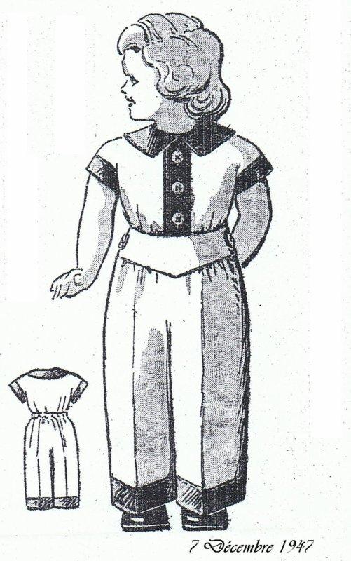 Lisette, 7 Décembre 1947