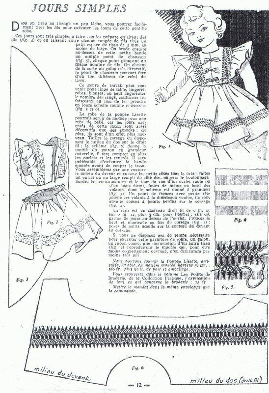 Lisette, 24 Octobre 1948