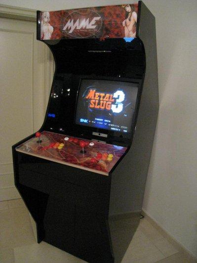borne arcade vide a vendre
