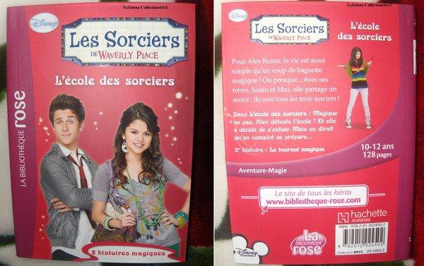 """Tome 5 et 6 """" Les Sorciers de Waverly Place """""""