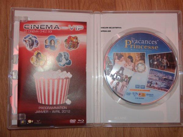 """DVD """" Des vacances de princesses """" [ Version Europe ]"""