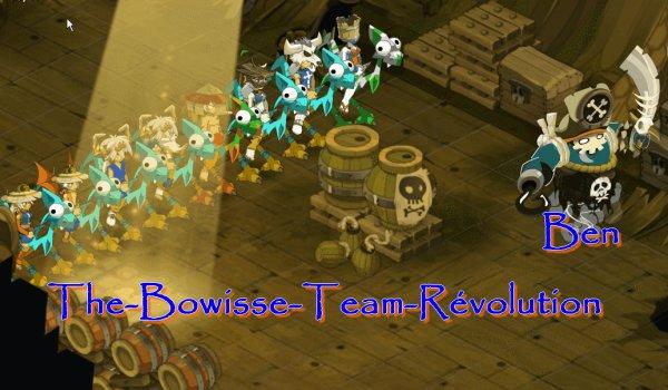 presentation de la  The-Bowisse-Team-Revolution