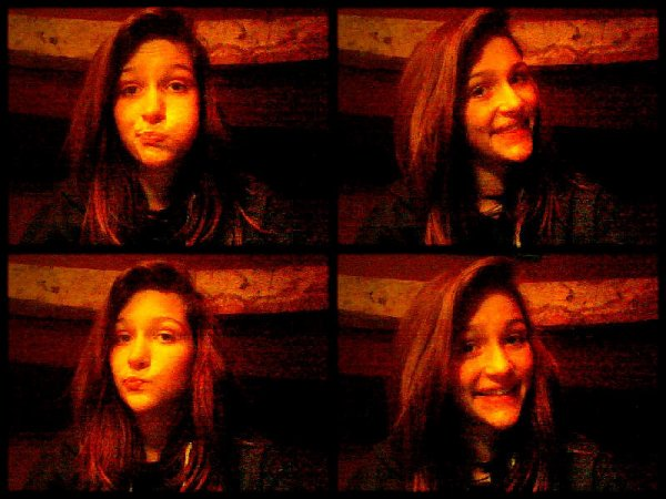 Parce que le sourire c'est tout se qu'il me reste .. <3