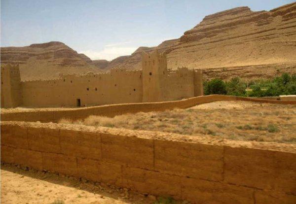 Balade au Maroc