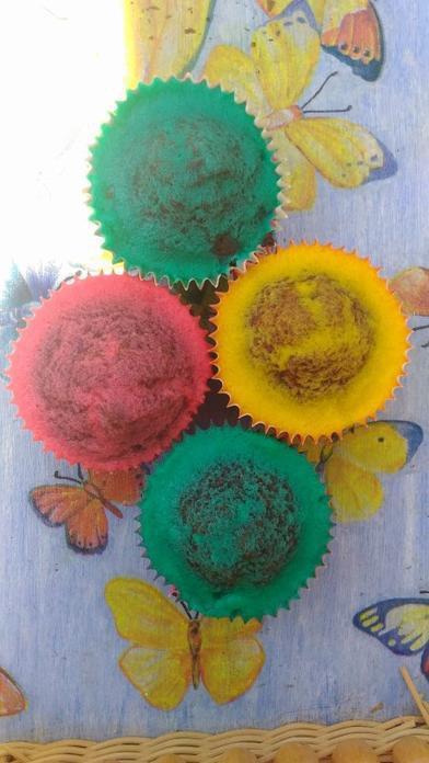 les cupcakes empoisonnés !!!!!