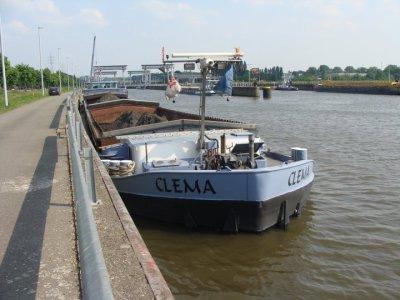 mon nouveau bateau clema