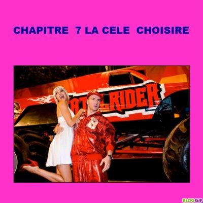 Chapitre 7  La  celle  Choisire