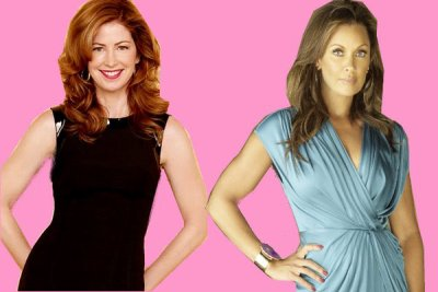 KATHERINE MAYFAIR VS RENEE PERRY
