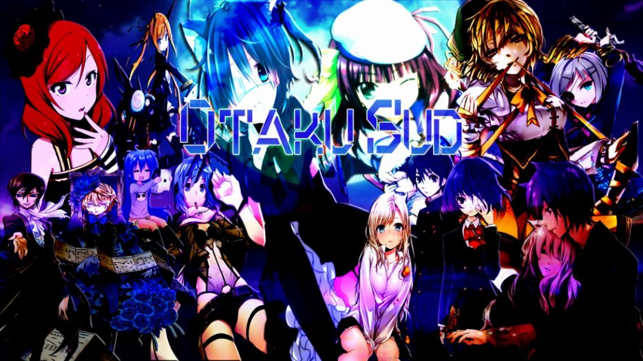 Groupe Facebook Otaku Sud