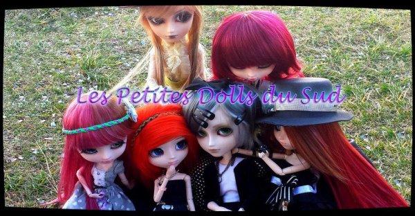 Les Petites Dolls du Sud