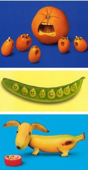 Fruit DIY