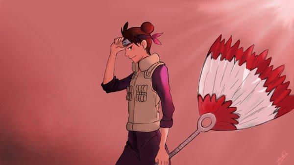 Tenten de Naruto