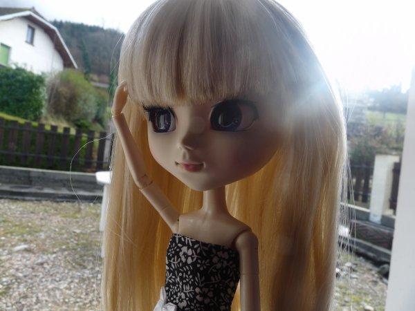 ma new doll Ayuno