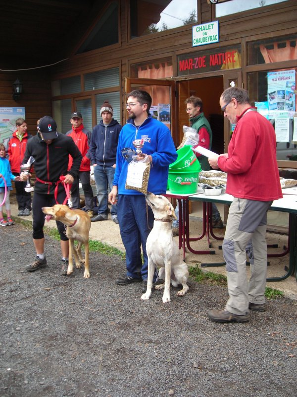 Course hors neige saint front 2012