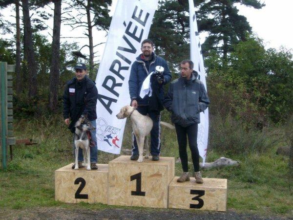 Championnat d'Auvergne 2012