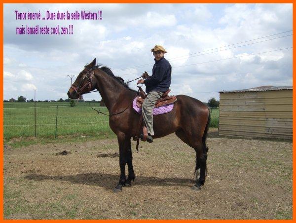 J'aime son allure de cowboy !!!