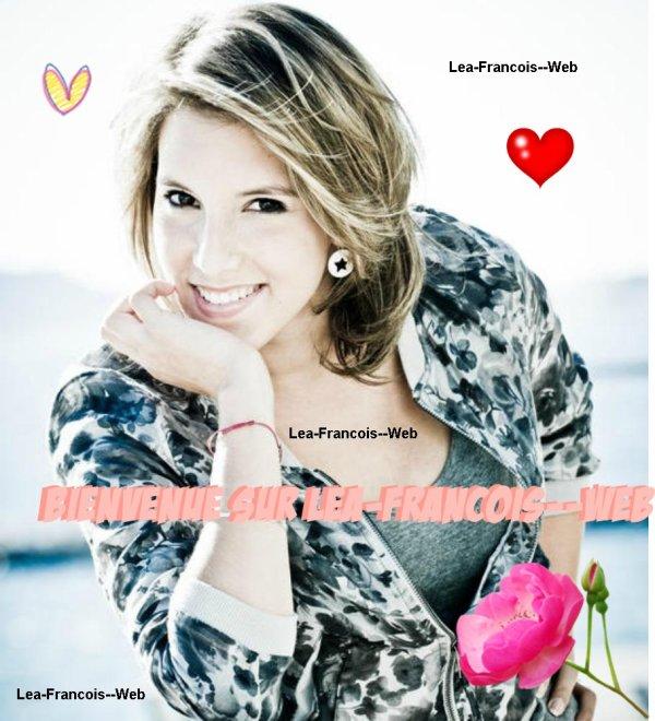 ~ Bienvenue sur Lea-Francois--Web ! :)