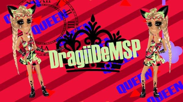 Pour DragiiDeMSP ♥♥