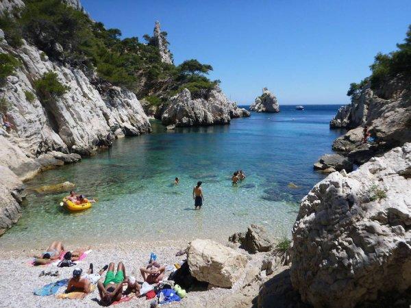 Les 10 plus belles plages de Marseille