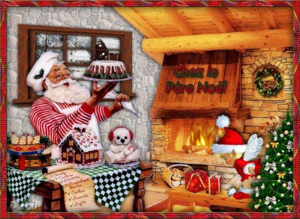 Troisième histoire du Père Noël