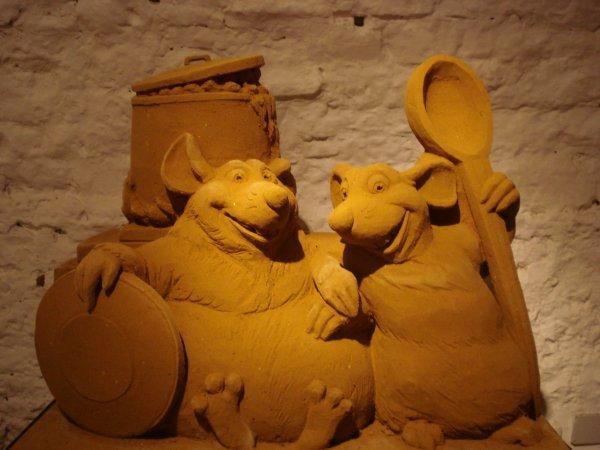Ratatouille :Emile & Remy