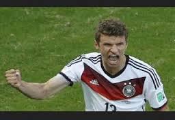 Allemagne champion du monde je suis trop contente