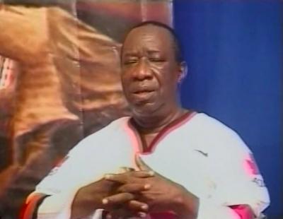 Papa Wemba parle de PRIMUS
