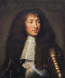 Une page d'histoire : Louis XIV