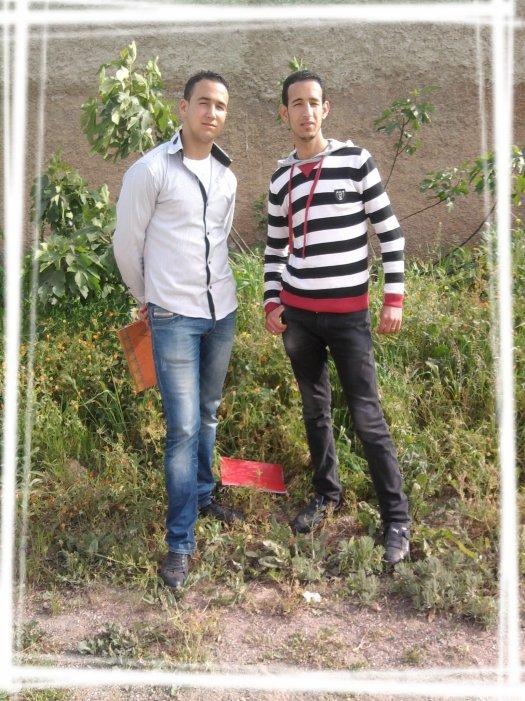 moi  et  mon frer