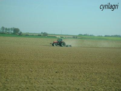 préparation des terre 2011