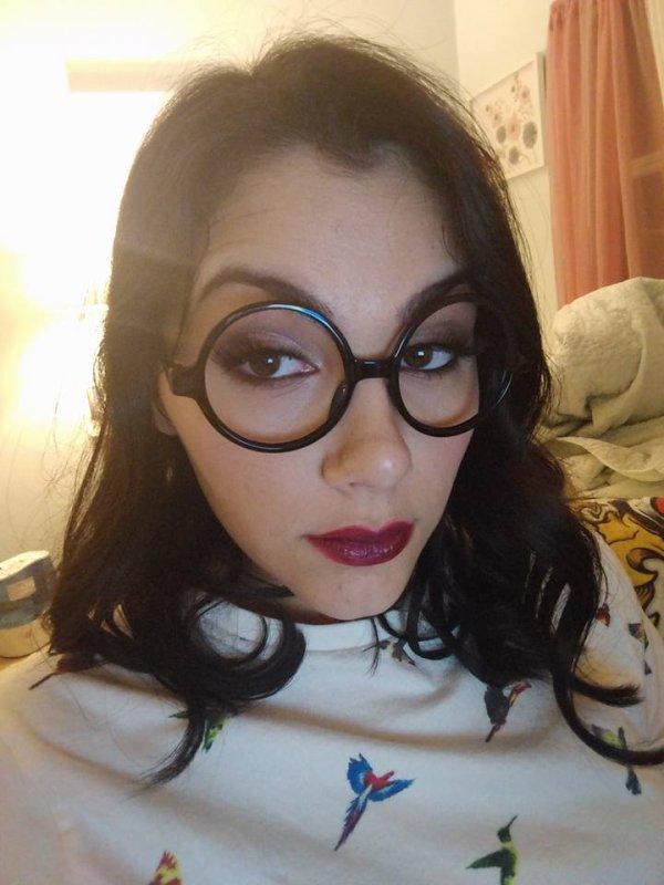 Grosses lunettes