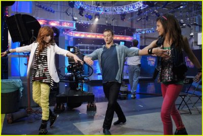 le chorégraphe de shake it up