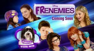 en avril sur disney channel france: frenemies