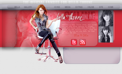 le site de bella thorne
