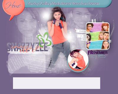 le site de zendaya