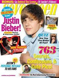 """toute les star font la couverture de """"seventeen"""""""