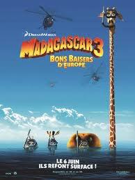 nouveaux filmes dreamworks:madagascar3