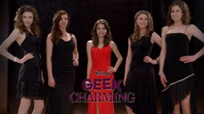 nouveaux disney channel original movie : le geek charment