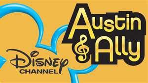 nouvelle série: austin et ally