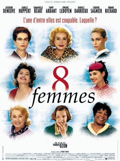 """Huit femmes"""
