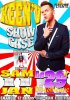 Keen'v sera en showcase au 29 Discohèque à Faou le 11/01/14