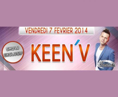 Keen'v en Showcase Exclusif au Pacha le 7/02/14 (38)