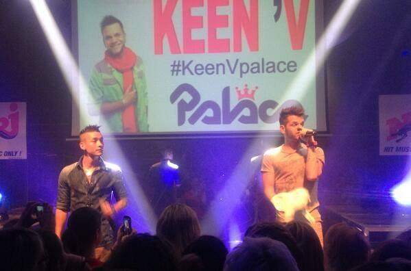 Keen'V & Nawaach Au Palace (73) Le 04.04.2014