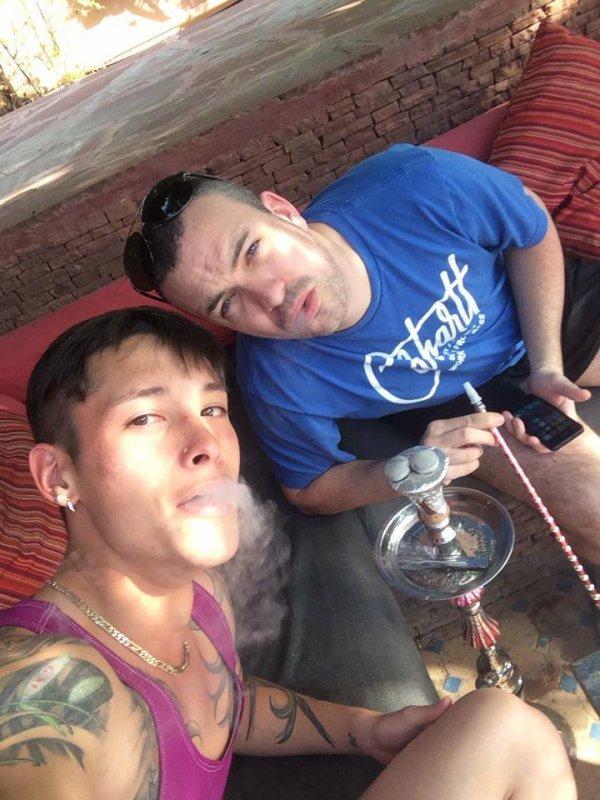Keen'v et Nawaach hier au Maroc