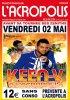 Keen'v Nawaach seront en show-case au L'acropolis à Cieux le 02/05/2014 (87)