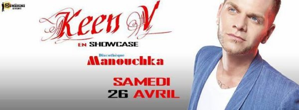 Keen'v en show-case au Manouchka le 26/04/2014 (70)