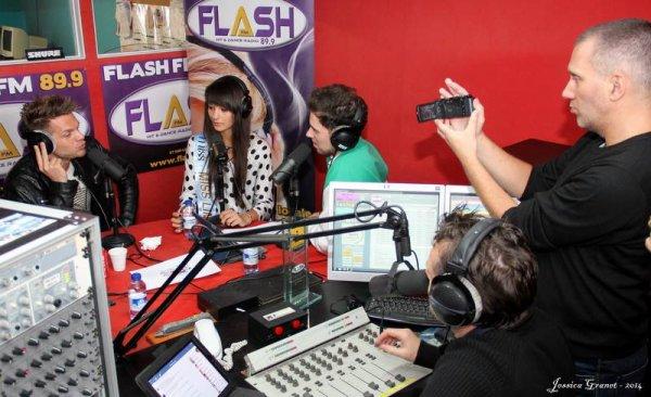 Keen'v Nawaach au Flash FM le 02/05/2014 à Limoge
