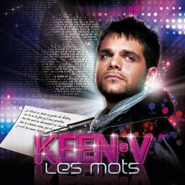 Les Paroles Les Mots 4éme singles de Keen'v