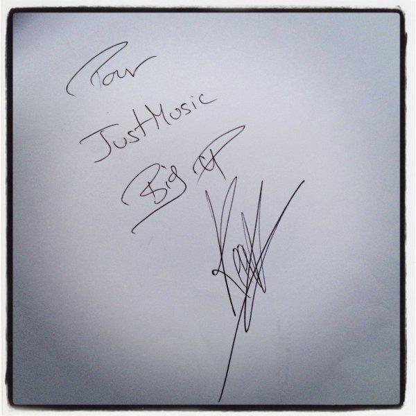 Un tweet de Just Music .fr